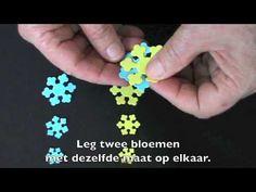 Bloemen maken met SD022 en SD023 - YouTube