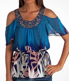Daytrip Cold Shoulder Shirt ... $29.95 .. Can't decide if I really like this or not..