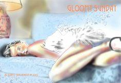 """Gloomy Sunday"". Álvaro Valiente © 2014-15"