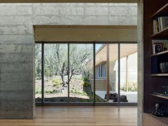 Sonoma Residence - Gluckman Mayner Archts