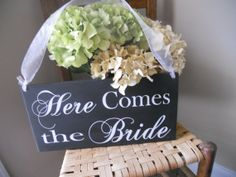 ReversibleHere comes the bride / and they lived by SweetDayDesigns