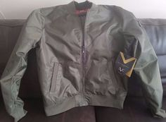 New V Italia Versace 19-69 Abbigliamento Sportivo SRL Milano Italia jacket sz M #Versace #BasicJacket