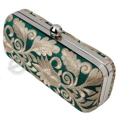 Amisha Box Clutch by indiatrendshop.com