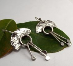Sterling Half Circle Asian Inspired Fan by katherinefathisilver, $45.00