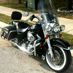 06 Harley Davidson Road King Classic