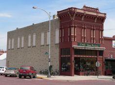File:Broken Bow, Nebraska 845 S D Street from SW.JPG - Wikimedia ... Bakers Studio across from Haberle Drug Store.