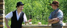 Parks Canada - Fort Walsh National Historic Site - Special Events