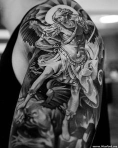 WarNet.ws: Великолепное искусство татуировки (25 фото)