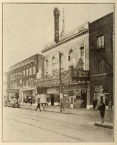 Kentucky Theatre, Lexington, KY in 1930