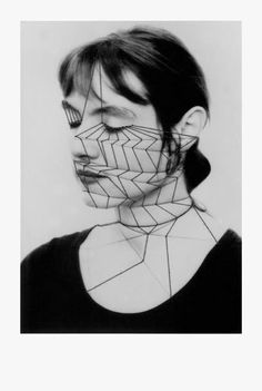 Annegret Soltau - Self Portrait