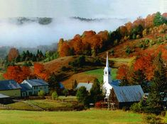 "vermont | ... Dave Pang > Photos > Colors of Autumn > The most ""typical"" Vermont"
