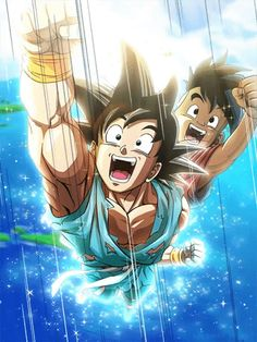 [The End of the Mystical Adventure] Goku & Uub/Dragon Ball Z: Dokkan Battle (Fake)