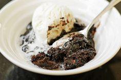 My Granny's Chocolate Cobbler by Sooz Hawkins, tastykitchen #Chocolate_Cobbler #Sooz_Hawkins #tastykitchen