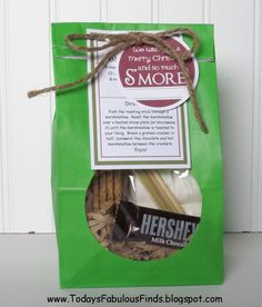 S'more Kits For Any Occasion (Tutorial)