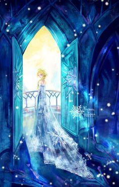 /Elsa the Snow Queen/#1676697 - Zerochan   Disney's Frozen   Walt Disney Animation Studios