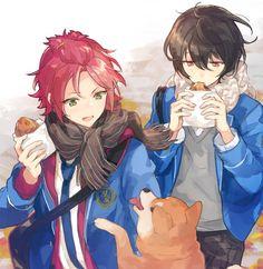 Boy Character, Character Design, Undead Knight, Super Hero Life, Manga Anime, Anime Art, Horimiya, Star Art, Ensemble Stars