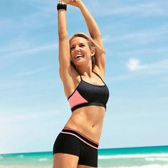 Give us 16 crunch-free minutes. We'll give you a sexy belly you'll dare to bare all summer long.