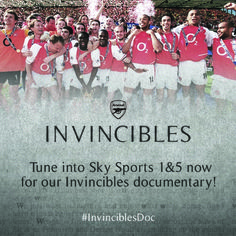 The documentary will also be aired in the United States on NBC, with the premiere at 12pm (Eastern Time) on Sunday, March 1 following the Arsenal v Everton match. It will then be screened again the following day at 9pm, as well as on March 14 on 6am  and at 4pm on March 22 (all Eastern Time).