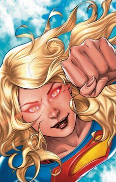 SUPERGIRL: REBIRTH #1 Written by STEVE ORLANDO • Art by EMANUELA LUPACCHINO and RAY McCARTHY • Cover by EMANUELA LUPACCHINO