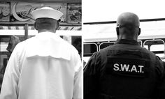 O fotógrafo brasileiro Marcus Steinmeyer criou o projeto Incógnito que teve inícioem uma viagem a Nova York, onde registrou ao acaso pessoas de costasde diferentes estilos. Muito legal o conceito.