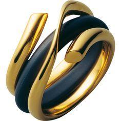 Ethilia//Nilia: I want // Georg Jensen - Magic ring