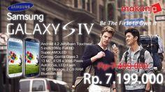 Rp 7.199.000,- Samsung Galaxy S4 – 16 GB White - Makanja  KLIK->http://makanja.com/smart-phone/1213-samsung-galaxy-s4-16-gb-white-.html