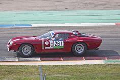 Bizzarrini GT Strada 5300 in race trim