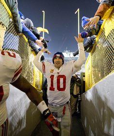 Eli! #nyg