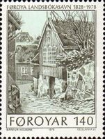 Faroe Islands - Postage stamps - 1975-2013