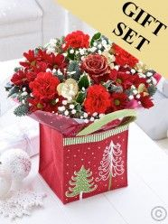 Stunning Christmas flowers delivered by our artisan florists in the UK and abroad. Last delivery on Christmas Eve! Christmas Flower Delivery, Best Flower Delivery, Online Flower Delivery, Christmas Gift Bags, Christmas Flowers, Perfect Christmas Gifts, Valentines Flowers, Mothers Day Flowers, Online Flower Shop