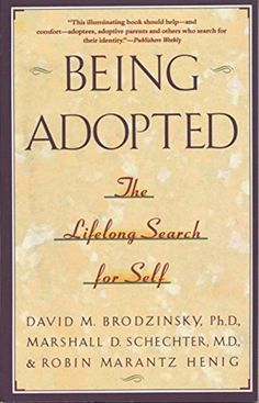 Like Passages, this groundbreaking book uses the poignant, powerful voices of adoptees and adoptive parents to explore the experience of adoption and its lifelong effects. A major work, filled with astute analysis and moving truths. Used Books, Books To Read, Korean Adoption, Adoption Books, Adoption Search, Anchor Books, Adoptive Parents, Adopting A Child, Parenting Books