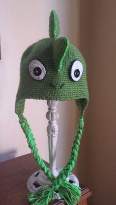 Dino Crochet Hats, Knitting Hats
