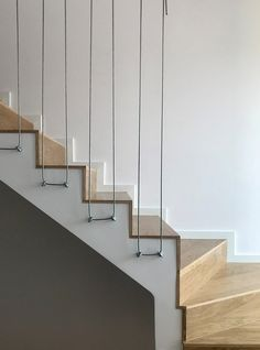 See what plywood can do in interiors. It is cheap, durable Stair Railing Ideas It is plywood cheap, durable, interiors can work See it See what plywood can do in interiors. It is cheap and durable St . Sabrina treppengeländen See