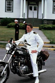 Richard Gere in An Officer and a Gentleman