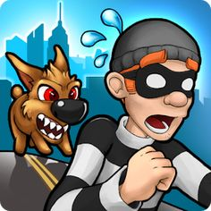 Robbery Bob APK MOD v1.18.1 [Dinero ilimitado]