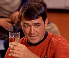 Beam Me Up, Scotty! Star Trek's James Doohan Is Finally Having His Ashes Sent To Space
