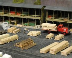 No detail is too minor to be overlooked at the Patcong Valley Model Railroad Club display on Route 40