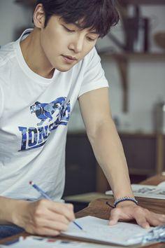 Ji Chang Wook Ji Chang Wook Smile, Ji Chan Wook, Korean Star, Korean Men, Asian Actors, Korean Actors, Korean Dramas, Park Hyun Sik, Kwak Si Yang