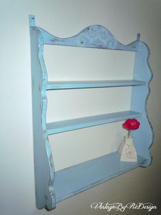 Vintage+Hand+Painted+Rustic+French+Country+by+VintageByReDesign,+$39.00