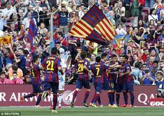 Barcelona have been on a different level to Real Madrid this season as they stormed to the...