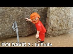 Le Roi David - Partie 3 : La fuite - YouTube
