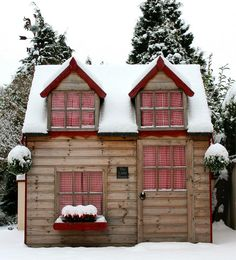 Pottery barn playhouse cottage