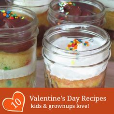 If you need any excuse to eat chocolate and tasty snacks, Valentine's Day is coming! We chose these recipes because they're hands-on, kid-friendly, and delicious, too. And, never fear…we've included our favorite healthy Valentine's Day treats, too.