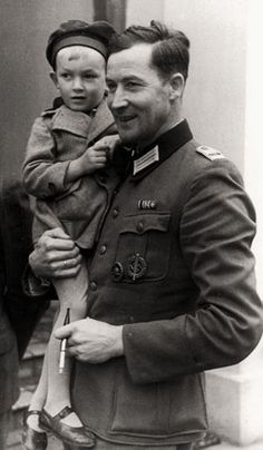 Wilm Hosenfeld (2 May 1895 – 13 August 1952), was a German Army officer who rose to the rank of Hauptmann by the end of the war. He helped to hide or rescue several Poles, including Jews, in Nazi-occupied Poland, and is perhaps most remembered for helping Polish-Jewish pianist and composer Władysław Szpilman to survive, hidden, in the ruins of Warsaw during the last months of 1944. He died in Soviet captivity on 13 August 1952, from injury possibly sustained during torture.