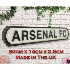 Chelsea Football Sign Gifts cool for men woman and fans Brighton & Hove Albion, Brighton And Hove, Manchester United Old Trafford, Carrow Road, Football Signs, Goodison Park, Fc Liverpool, St James' Park