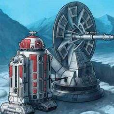 D&d Star Wars, Star Wars Droids, Star Wars Film, Star Wars Fan Art, Star Art, Arte Robot, Lego Robot, Robots, Star Wars Design