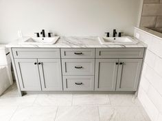 Home - Pioneer Cabinetry Double Sink Vanity, Vanity Design, Showcase Design, Vanities, Your Space, Home, Dressers, Ad Home, Double Vanity