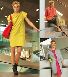 Read the article 'Coffee Run: 8 Women's Sewing Patterns ' in the BurdaStyle blog 'Daily Thread'.