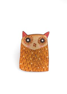 Just Hanging Owl Ring $11.00 (free shipping)