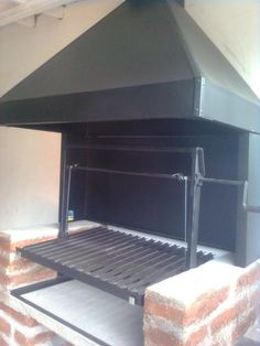 Página de parrillasycampanas Bbq Grill, Grilling, Kitchen Grill, Outdoor Projects, Bunk Beds, New Homes, House, Furniture, Pizza Ovens